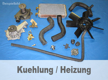 Kuehlung / Heizung