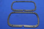 Head Lamp Gasket set Rekord B/C, Commodore A